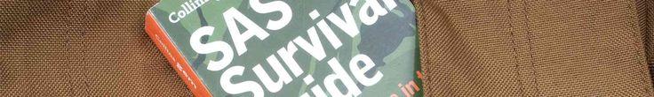 "John ""Lofty"" Wiseman – SAS Survival Guide"