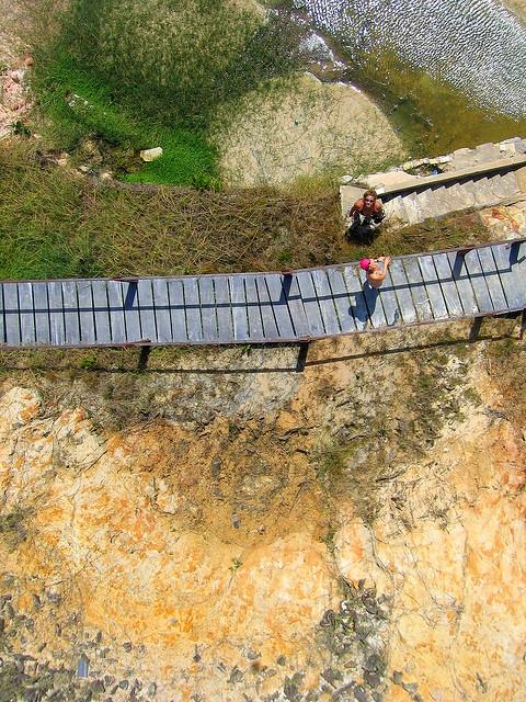 Kite Aerial Photography (KAP) in Praia das Fontes (Beberibe, CE - Brazil) by Ric e Ette, via Flickr