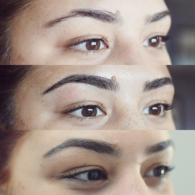 I want my brows filled in!! This is awesome!