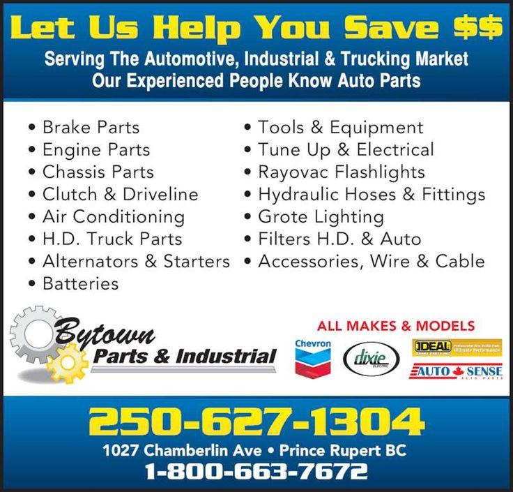 Bytown Diesel Sales Ltd - Opening Hours - 1027 Chamberlin Ave ...