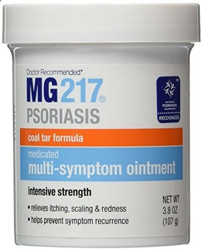 Psoriasis Revolution - Psoriasis Revolution - Psoriasis Free - MG217 Medicated Tar Ointment, Psoriasis Treatment, Intensive Strength, 3.8 oz. (Pack of 2) MG217 Psoriasis Coal Tar Formula Medicated multi-symptom oinment. Relieves itching, scaling redness. Helps prevent symptom recurrence. Will not stain the skin. - Professors Predicted I Would Die With Psoriasis. But Contrarily to their Prediction, I Cured Psoriasis Easily, Permanently In Just 3 Days. Ill Show You! - REAL PEOPLE. REAL R...