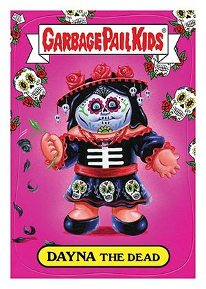 garbage pail kids | 2013 Topps Garbage Pail Kids Brand New Series 2 Checklist, Set Info