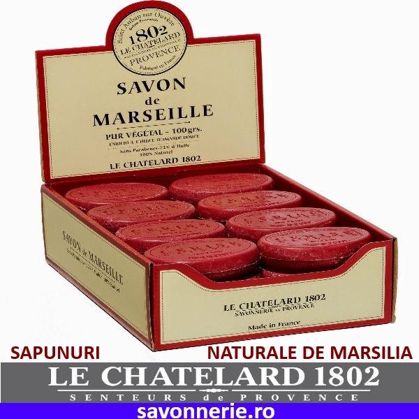 Cosmetice si sapunuri naturale de Marsilia
