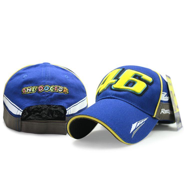 $9.84 (Buy here: https://alitems.com/g/1e8d114494ebda23ff8b16525dc3e8/?i=5&ulp=https%3A%2F%2Fwww.aliexpress.com%2Fitem%2FHigh-quality-new-moto-gp-rossi-vr-46-Baseball-Cap-bone-moto-gp-racing-vr46-men%2F32701091069.html ) High quality new moto gp rossi vr 46 Baseball Cap bone moto gp racing vr46 men Blue visor hat rossi cap F1 Racing Cap gorra  for just $9.84