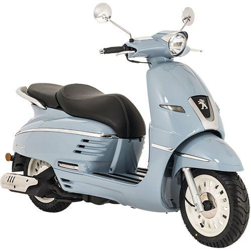 Perfect Konfigurieren Sie das Peugeot Scooters Modell