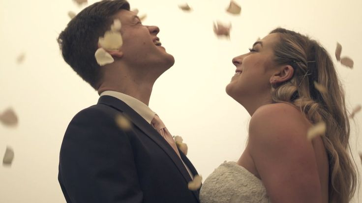 Dreamy Wedding Video & Photo teaser. All in the details. We used petals from the aisle to create a stunning slow-motion dream sequence. Despite the fire that was burning the hillsides, we made it rain rose petals!