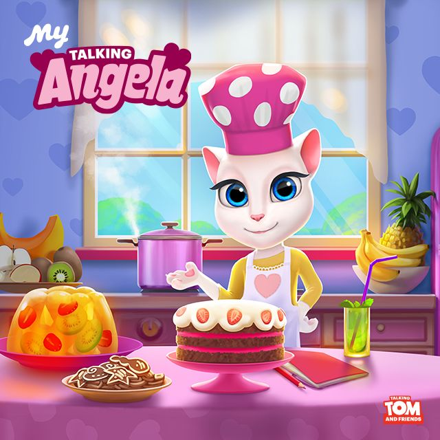 Image currently unavailable. Go to www.generator.mosthack.com and choose My Talking Angela image, you will be redirect to My Talking Angela Generator site.