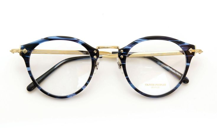 OLIVER PEOPLES [OP-505 DNM/G]   archive collection   PonMegane