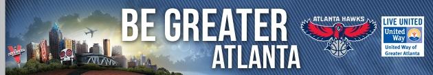 Be Greater Atlanta Nomination