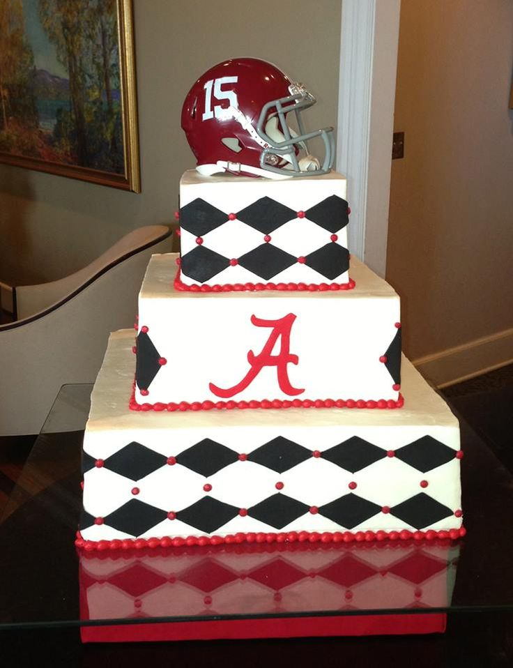 Best 25 Alabama birthday cakes ideas on Pinterest Roll tide