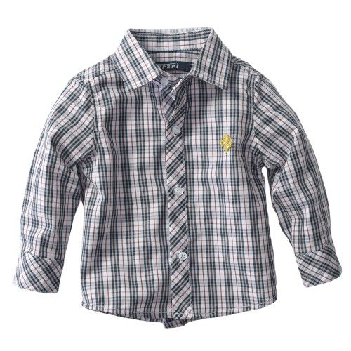 Infant Ferrari Shirt - Ferrari Store #Ferrari #FerrariStore #Kids #Collection #Infant #Shirt #Cotton #Maranello #Young #Fans #Burberry #Style #CavallinoRampante #PrancingHorse #Logo #Comfort #Elegance