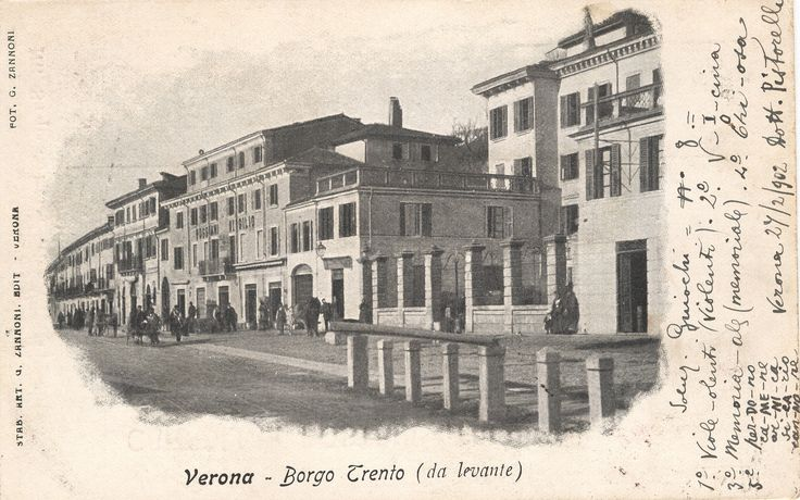 Verona - Borgo Trento 1902