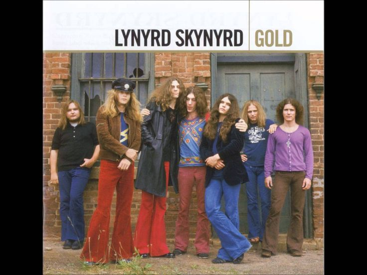Lynyrd Skynyrd - The Ballad of Curtis Lowe