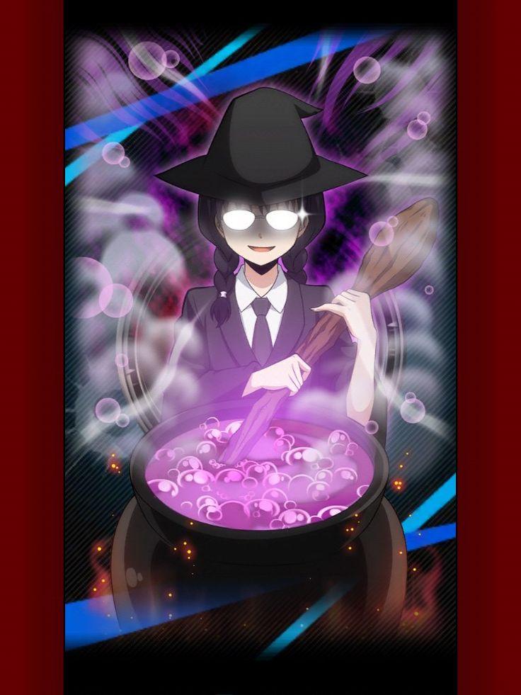 Ansatsu Kyoushitsu/Assassination Classroom,  Mobile game card, Okuda Manami, Witch