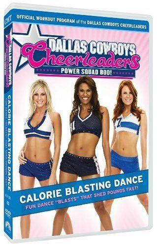 Dallas Cowboys Cheerleaders: Power Squad Bod! - Calorie Blasting Dance DVD ~ Dallas Cowboys Cheerleaders Power Squad Bod!, http://www.amazon.com/dp/B002HK9INQ/ref=cm_sw_r_pi_dp_5CQksb10GF9D8