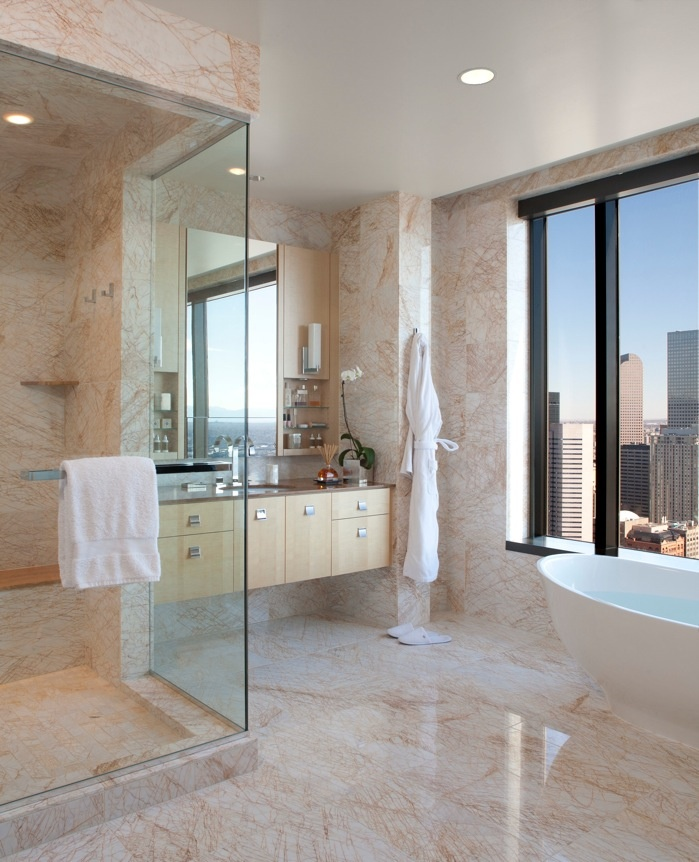 """four seasons - denver """"golden spider"""" marble 
