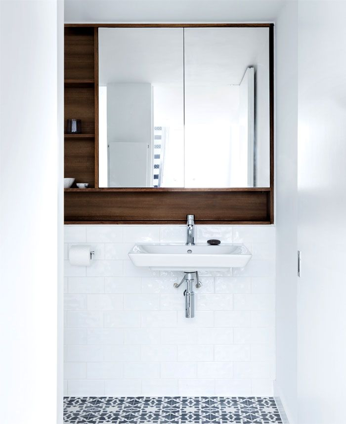 Bespoke Bathrooms London Wall Mounted Basin Unit Back To Wall Wc And Concealed Cistern London