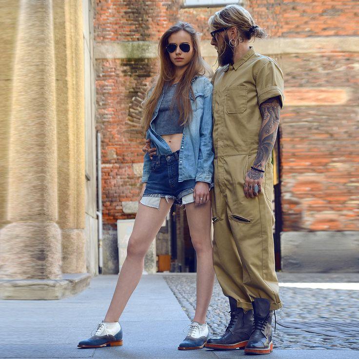Scarpe rialzanti #guidomaggi: per Lui e per Lei!!!