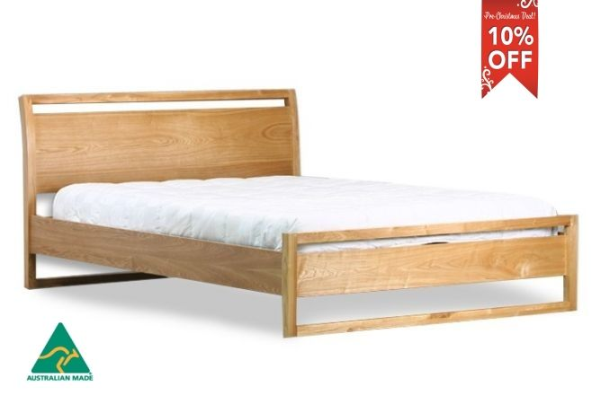 Scandinavia Custom Timber Bed Frame Timber Bed Frames Bed Frame Timber Beds