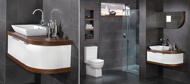 Encurva - Utopia Bathroom Furniture http://www.utopiagroup.com/