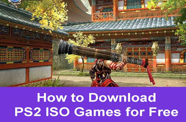How To Download Ps2 Iso Games For Free Free Games Games