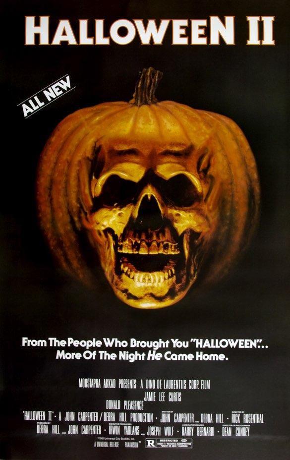 Halloween 2020 How Was Michael Captured Halloween II (1981) in 2020 | Classic horror movies, 1980s horror