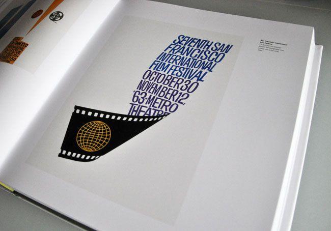 Saul Bass film poster