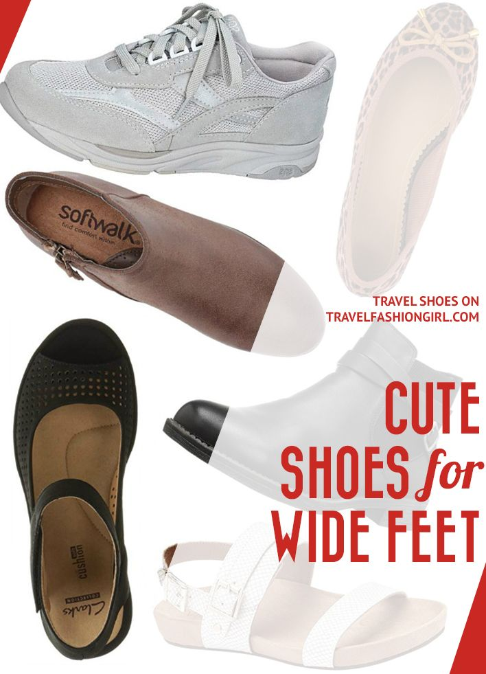 most comfortable women's shoes for wide feet