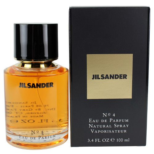 Jil Sander No. 4 Perfume 3.4 oz EDP Spray. I wore this every day in 1990. I wish they still made it.
