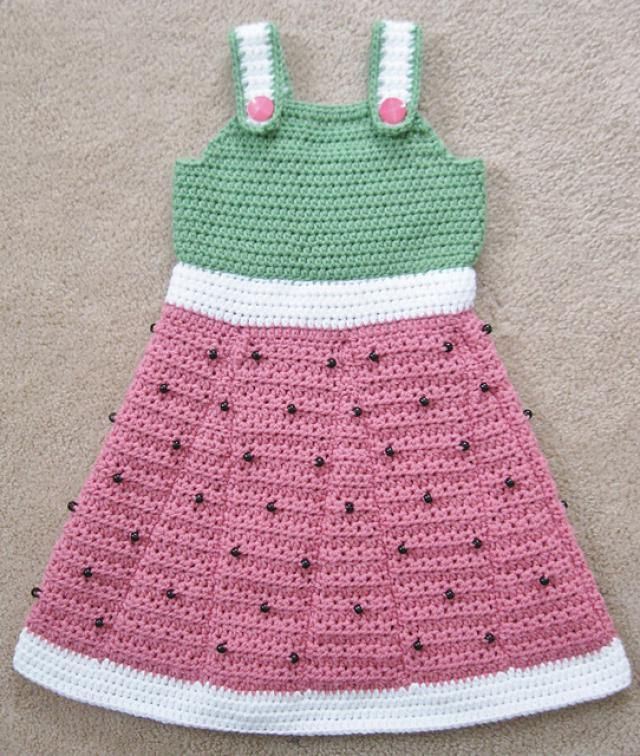 Free Knitting Pattern Summer Dress : 17 Best images about Knitting Toddler and Child on Pinterest Free pattern, ...