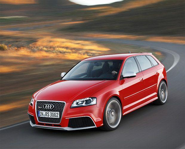 Audi RS3................... WANT!