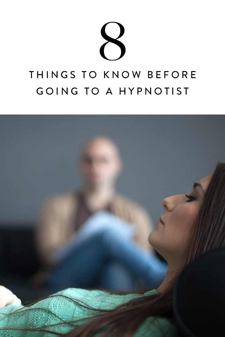 8 Things That Might Happen if You Go to a Hypnotist