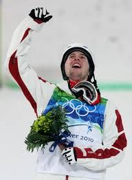 Alexandre Bilodeau's biggest inspiration and role model is his older brother