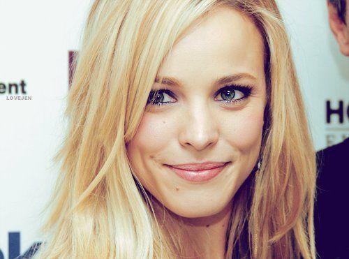 Rachel Mcadams..love her!
