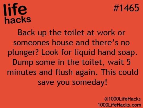 Could save you someday!