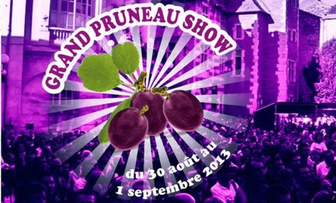 9ème Grand Pruneau Show d'Agen : Olivia Ruiz, BB Brunes et Michel Fugain en concert