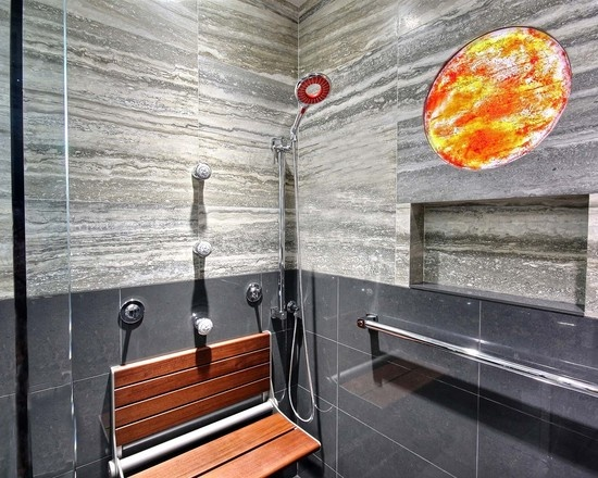 Modern Bathroom Grab Bar Design Ideas Pictures Remodel And Decor