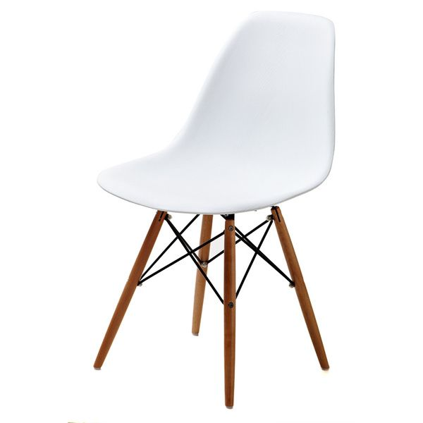 Lucas White Wood Grain Accent Chairs (Set of 2) - Overstock™ Shopping - Great Deals on Dining Chairs