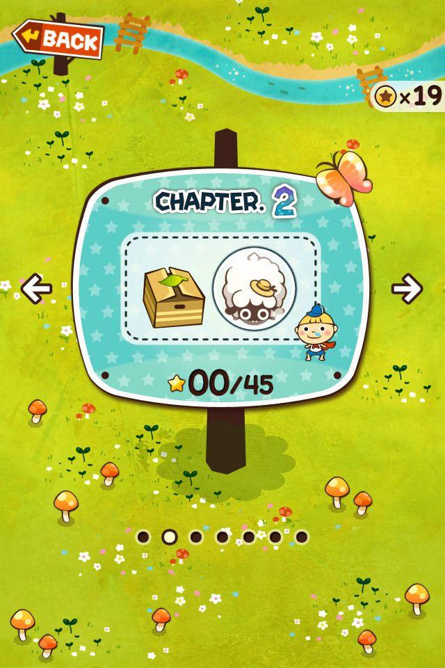 Flick Sheep!手机游戏界面_游...