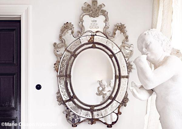 Les miroirs vénitiens
