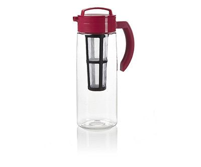 Large Berry Infusion Tea Pitcher