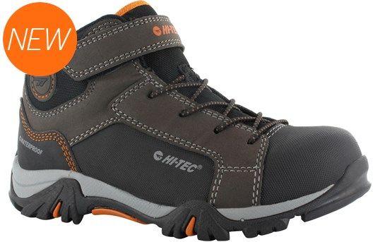 Hi-Tec+Trail+Ox+WP+Kids'+Walking+Boots