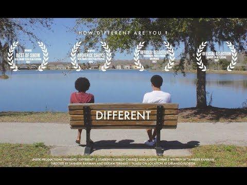 (15) DIFFERENT   Award Winning Short Film by Tahneek Rahman - YouTube