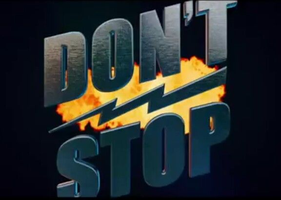 #5SecondsOfSummer 's Don't Stop music video =D