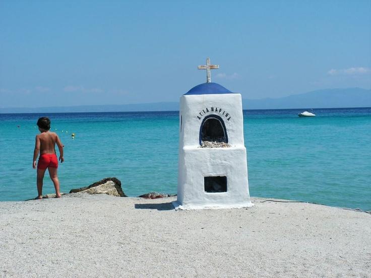 Kalithea, Chalkidiki, Greece