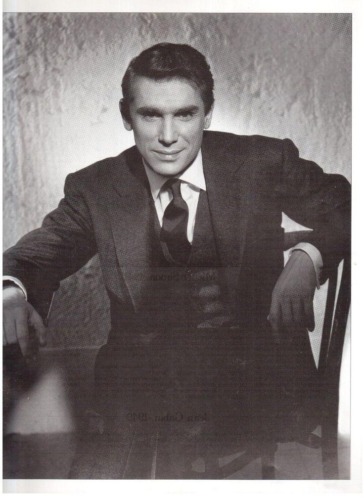 Photo DE Presse 1988 Robert Hossein | eBay
