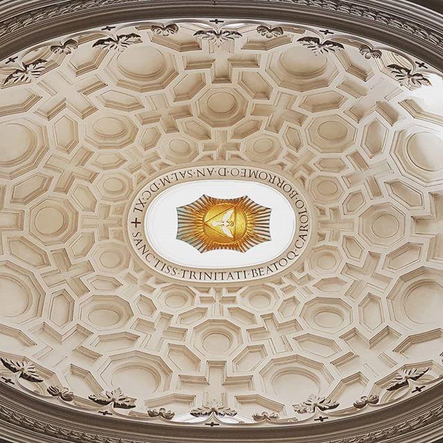 San Carlo alle Quattro Fontane (San Carlino) Francesco Borromini #rim #roma #borromini #francescoborromini