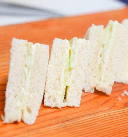 #Recipe: English Egg Sandwich - Sandwich de huevo Inglés #receta #saludable