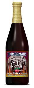 Timmermans Kriek Chaude - Bierebel.com, la référence des bières belges