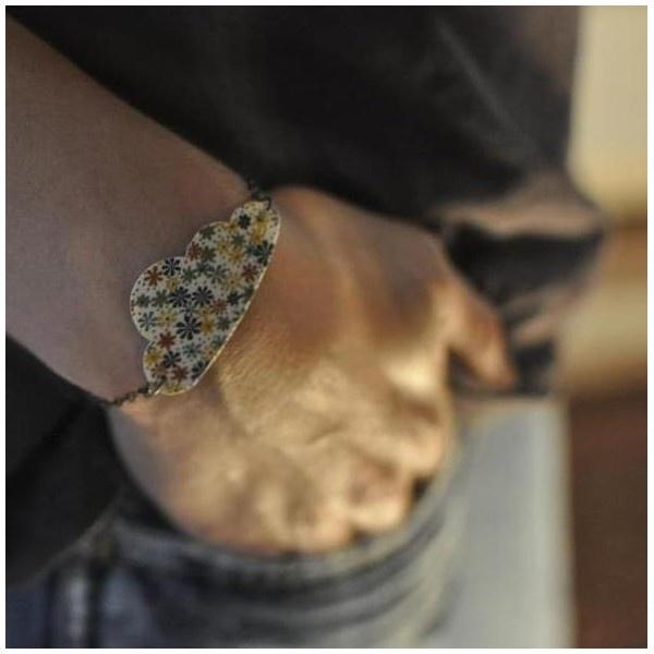 bracelet nuage Anne Lison Shop